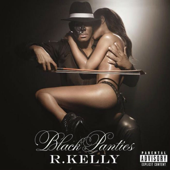 R. Kelly - Black Panties (Artwork & Tracklist)