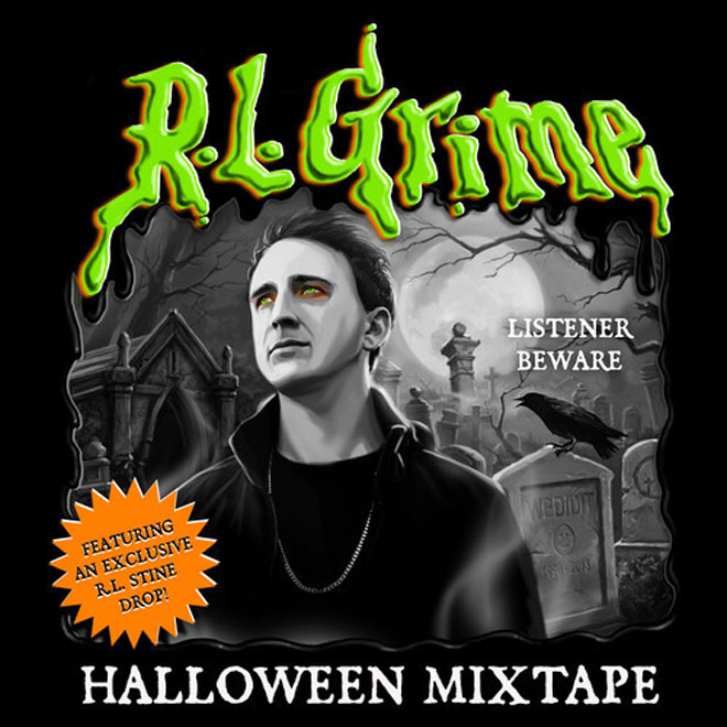 RL Grime's 2013 Halloween Mix