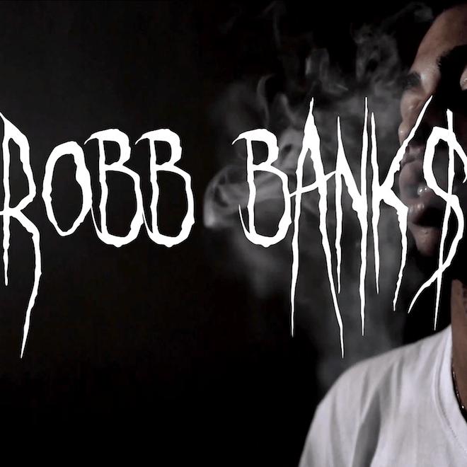 Robb Bank$ - On Me