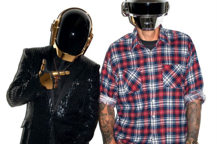 Terry Richardson Meets Daft Punk