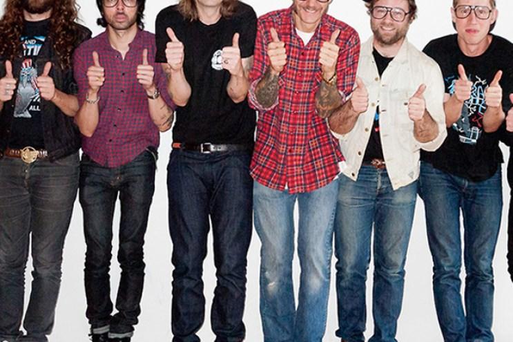 Terry Richardson Meets The Ed Banger Crew