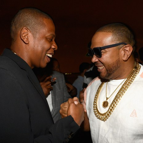 Timbaland featuring Jay-Z – Bounce (Preview)