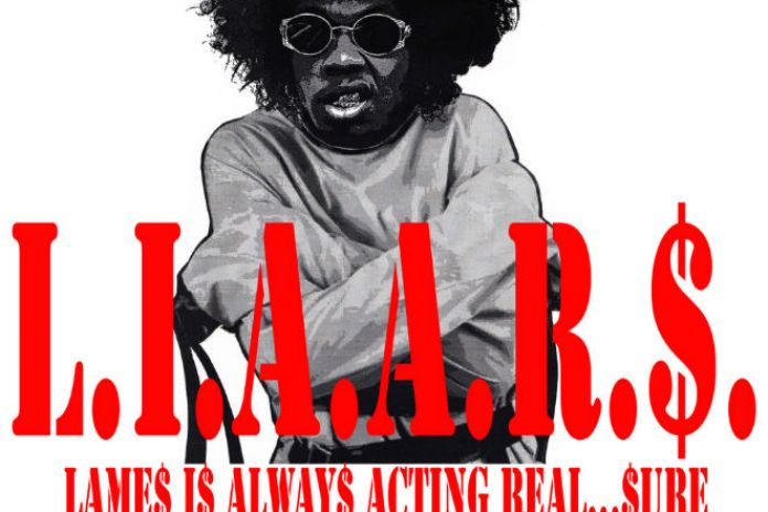 Trinidad James – L.I.A.A.R.$. (Lame$ is Alway$ Acting Real...$ure)