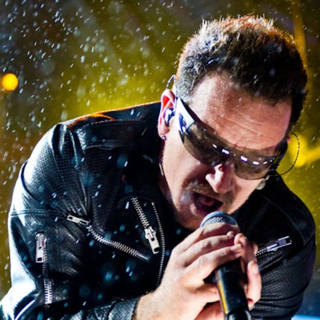 U2 Covers Daft Punk's 'Get Lucky'