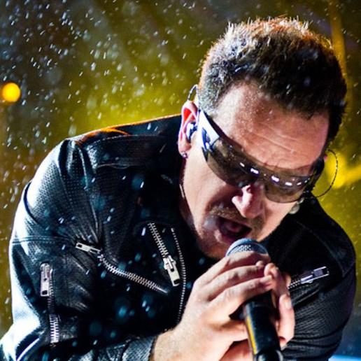 U2 Covers Daft Punk's 'Get Lucky'