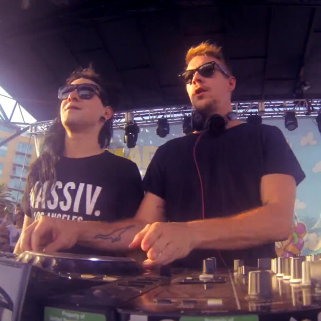 Watch a Documentary on Diplo's Mad Decent Block Party