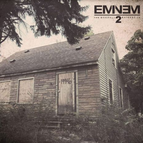 #WhoSampled: Eminem – The Marshall Mathers LP 2 (Album Samples)