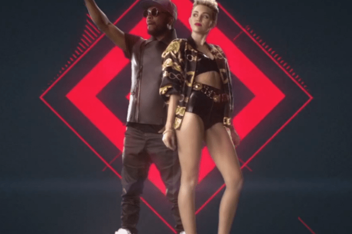 will.i.am featuring Miley Cyrus, French Montana & Wiz Khalifa - Feelin' Myself
