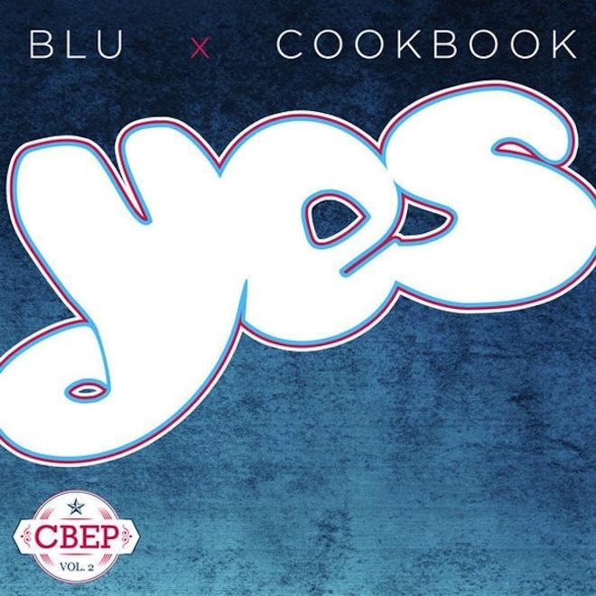 Blu & Cookbook - YES (Album Stream)