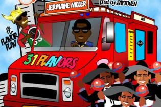 Jermaine Miller featuring Migos & Flavor Flav - Flavor Flav
