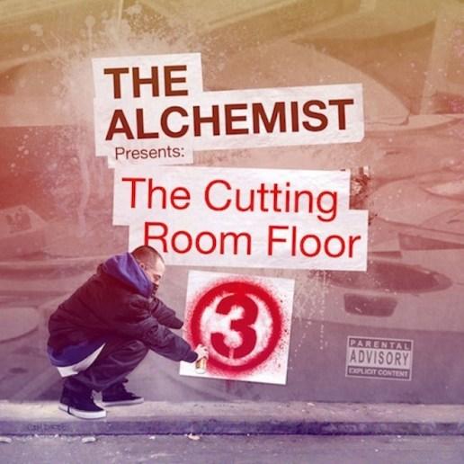 The Alchemist - The Cutting Room Floor 3 (Album Stream)