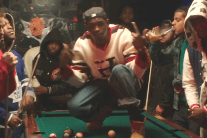 A$AP Mob featuring A$AP Nast & Method Man - Trillmatic