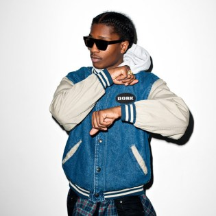 A$AP Rocky Photographed by Terry Richardson