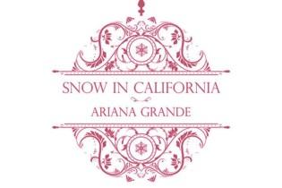 Ariana Grande – Snow In California