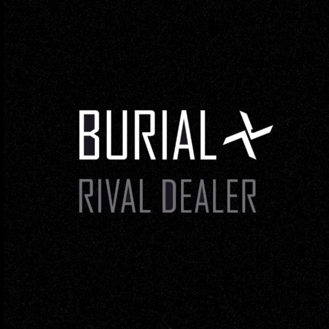 Burial Shares Message About His New EP 'Rival Dealer'