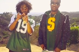 Chase N. Cashe featuring Casey Veggies - Me & Mine