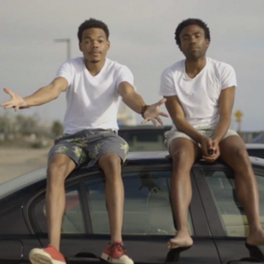 Childish Gambino featuring Chance The Rapper - The Worst Guys