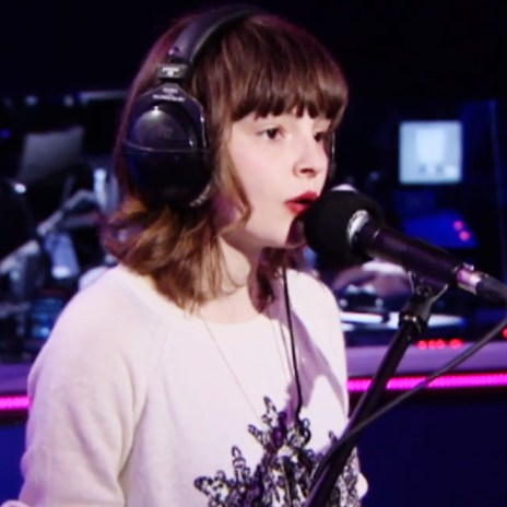 Chvrches - Stay Another Day (BBC Radio 1 Live Lounge East 17 Cover)
