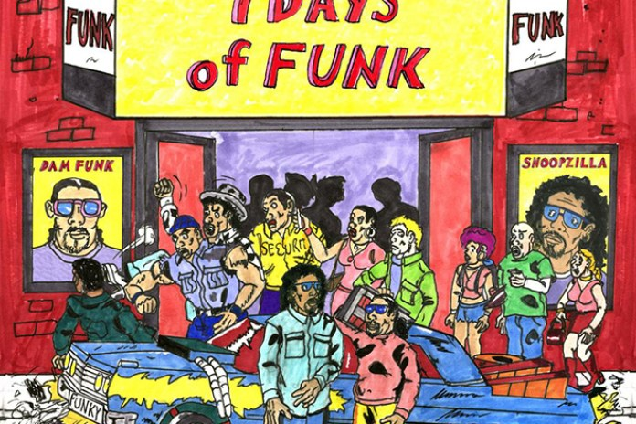 Dâm-Funk & Snoopzilla - 7 Days of Funk (Album Stream)