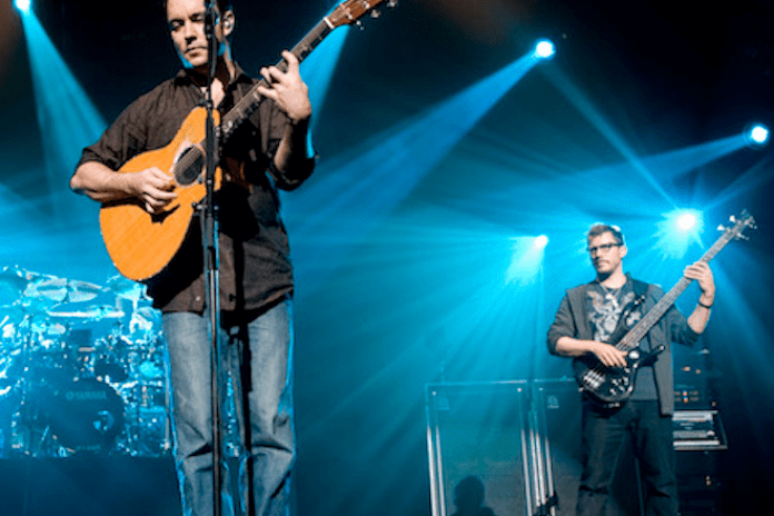Dave Matthews Forms New Band, The Nauts