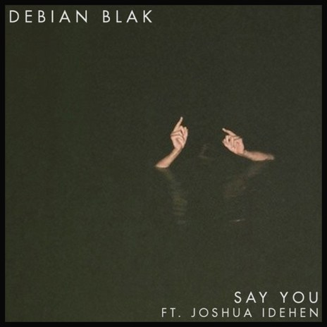 Debian Blak featuring Joshua Idehen  - Say You