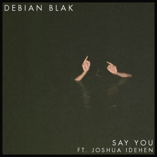 Debian Blak featuring Joshua Idehen  - Say You