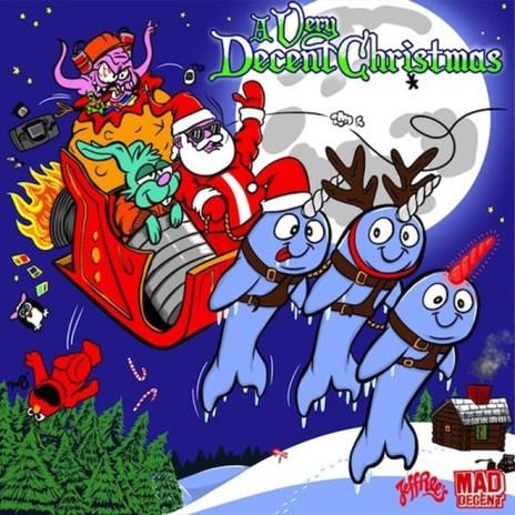 Diplo & Mad Decent – A Very Decent Christmas (Full Album Stream)