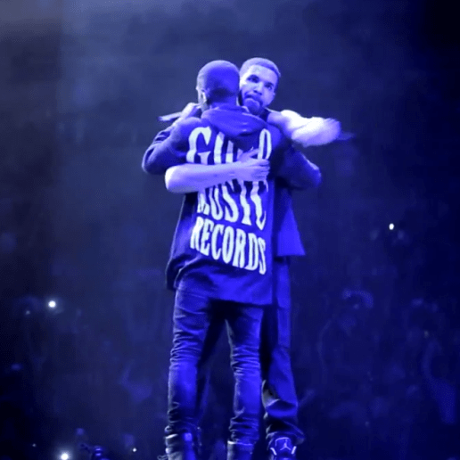 "Drake and Big Sean Perform ""All Me"" in Detroit"