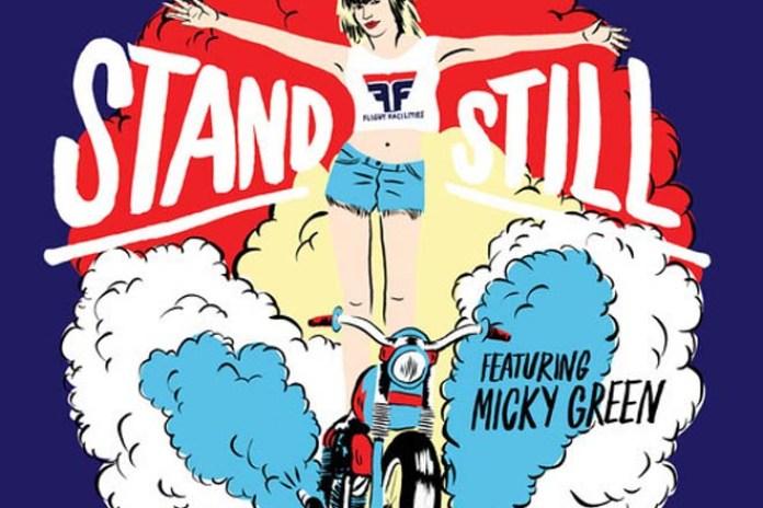 Flight Facilities featuring Micky Green - Stand Still (Com Truise Remix)