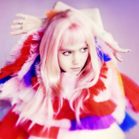 Grimes Signs with Jay Z's Roc Nation & Evian Christ Signs with G.O.O.D. Music