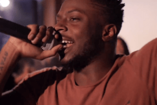 "Isaiah Rashad Talks ""Cilvia"" Mixtape & Kendrick's GQ Cover Story"