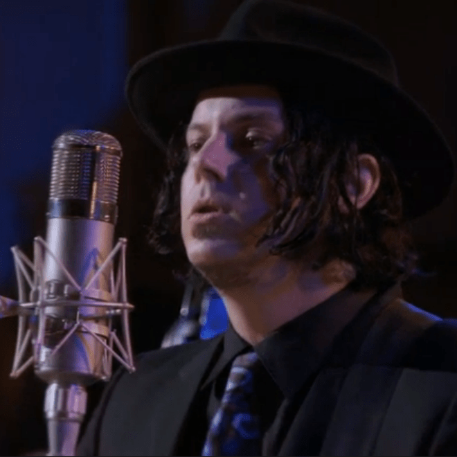 Jack White - We're Going To Be Friends (Live)