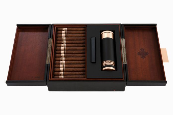 Jay Z Partners with Cohiba Red Dot for the Launch of Comador Cigars