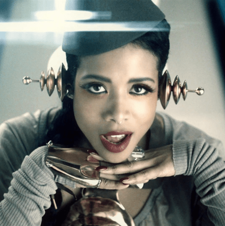 Kelis Provides More Details Upcoming Dave Sitek-Produced 'Food' Album