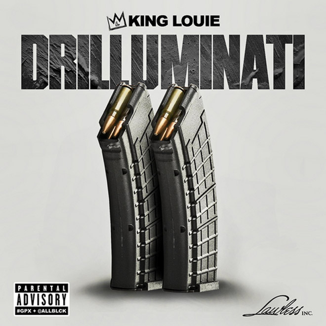 King Louie - Drilluminati 2 (Mixtape)
