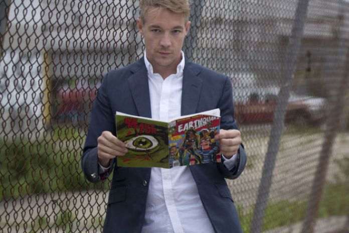 "Listen to Diplo's ""Rollerskating Thru The Universe"" Hip-Hop Mix"