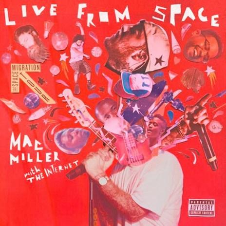 Mac Miller - Live From Space (Full Album Stream)