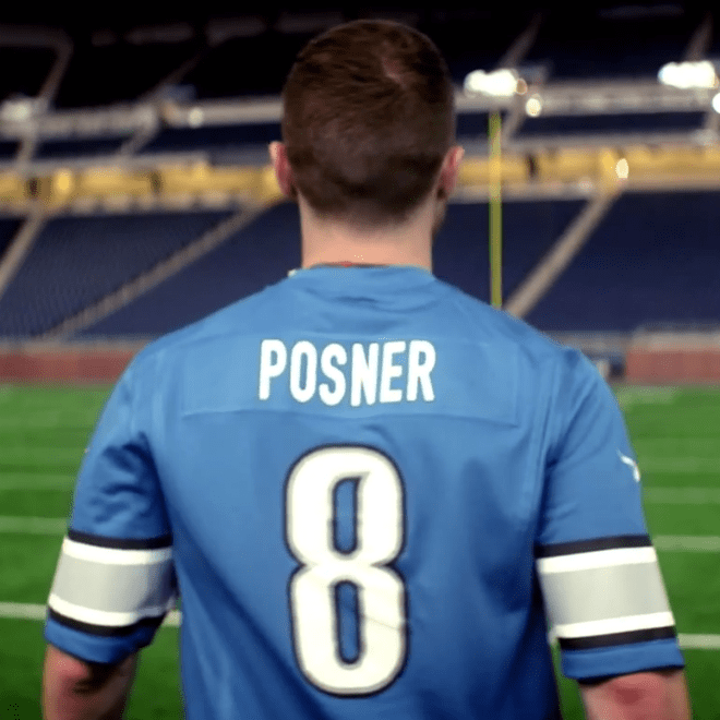 Mike Posner featuring Big Sean – Top of the World