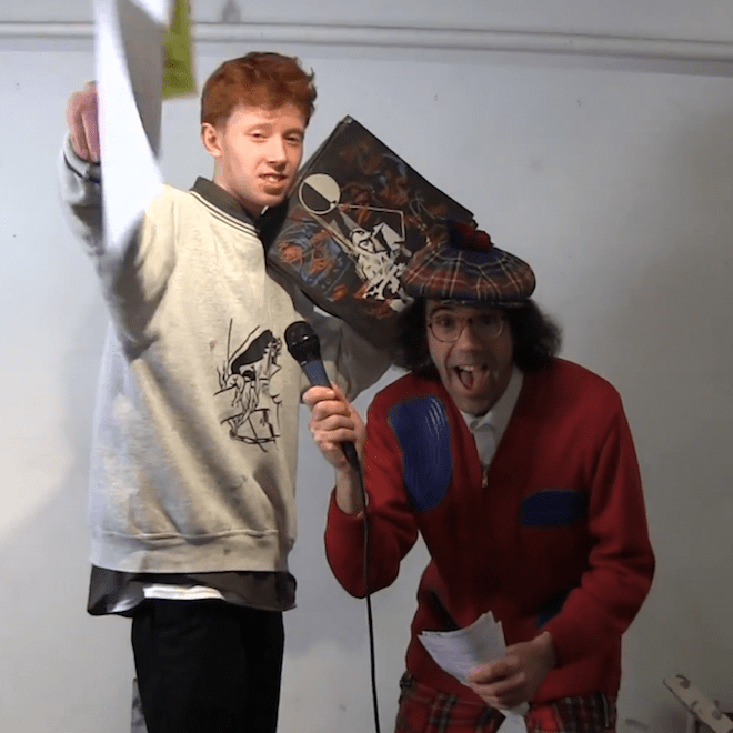 Nardwuar Interviews King Krule