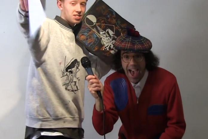 Nardwuar Interviews King Krule