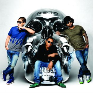 N.E.R.D. - Run To The Sun (Trackademicks Remix)