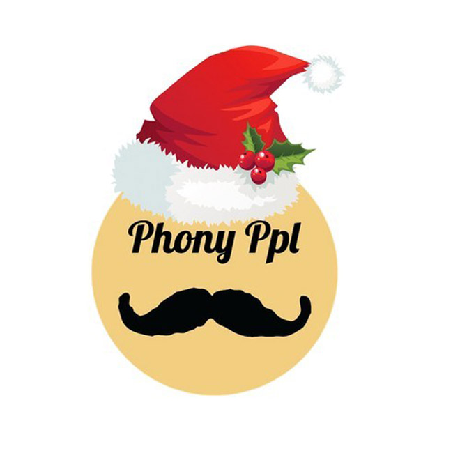 Phony Ppl – Wonderful Christmas Time