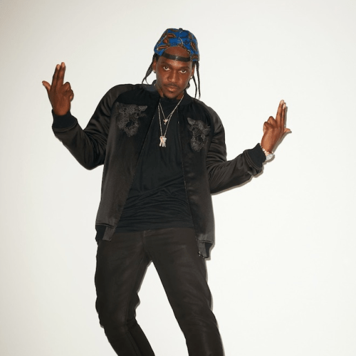 Pusha T Photographed by Terry Richardson in New York
