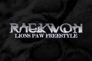 Raekwon - Lions Paw (Freestyle)