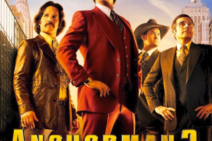 Robin Thicke & Ron Burgundy – Ride Like The Wind