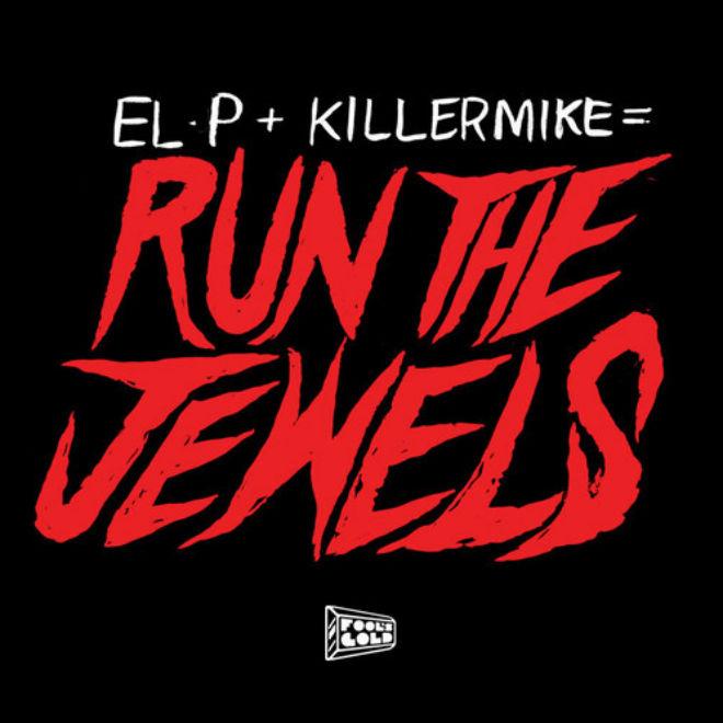 Run The Jewels featuring DJ Qbert – Pew Pew Pew