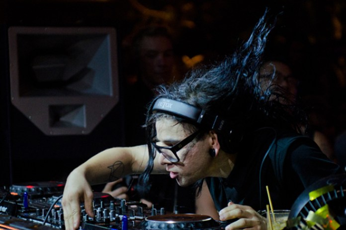 Skrillex Announces New Show: Skrillex Takeovers