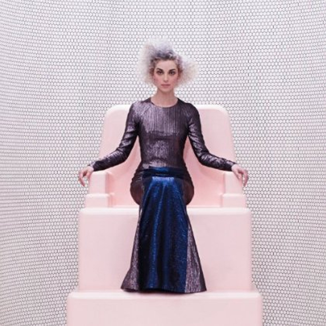 St. Vincent – Birth In Reverse