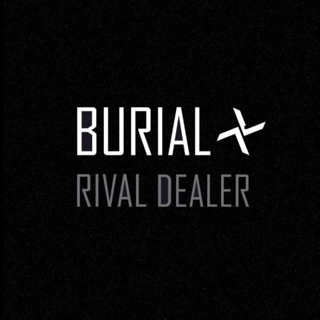 Stream Burial's new EP 'Rival Dealer'