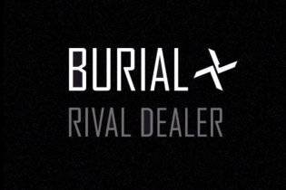 Stream Burial's new EP 'Rival Dealer'